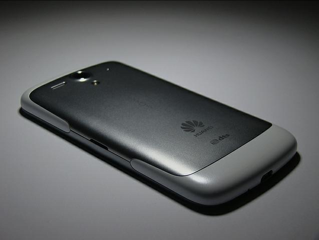 Huawei Ascend G300 Android 4.0 [TEST]