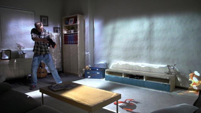 Twój Pokój Elementem Gry? Ciekawy Projekt RoomAlive Od Microsoftu