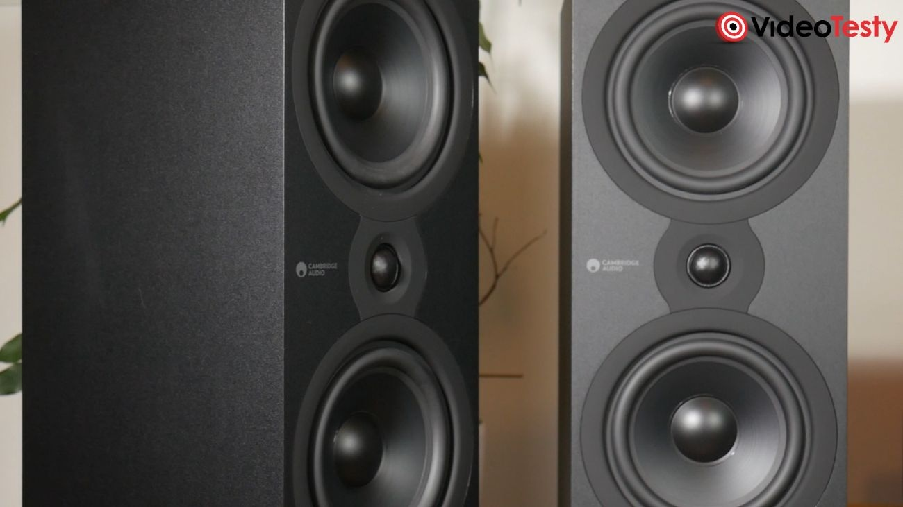 Kolumny Cambridge Audio SX80 wygląd zewnętrzny