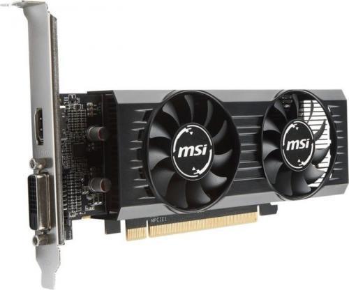 MSI MSI Radeon RX 550 4GT GDDR5 1203 MHz/6000 MHz HDMI/DL-DVI-D