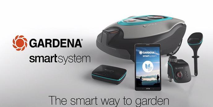 Chcesz Kosić Trawnik Poprzez Smartfona? Gardena Ma Coś Odpowiedniego!