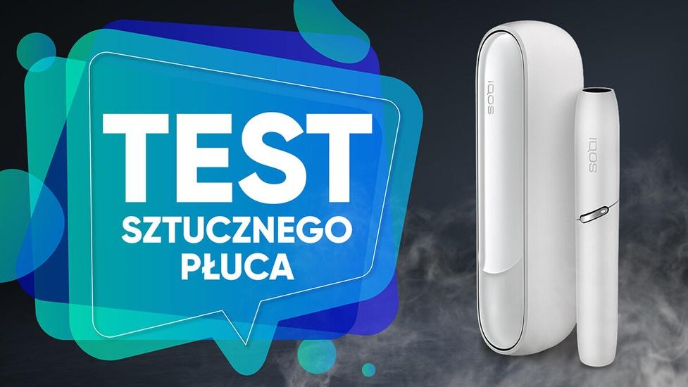 Test IQOS 3 Duo kontra papierosy