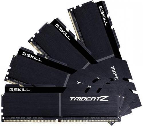 G.Skill Trident Z DDR4, 4x16GB, 3466MHz, CL16 (F4-3466C16Q-64GTZKK)
