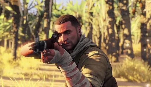 Strzelec wyborowy w akcji - nowe materiały video z gry Sniper Elite III: Afrika