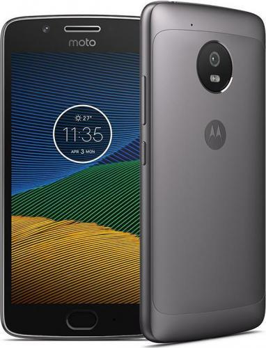 Motorola Moto G5 Szary (XT1676)