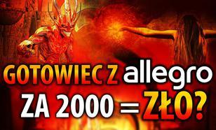 Gotowiec z Allegro vs PC od Actina - Co lepsze?