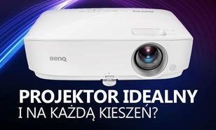 Benq W1050 - Projektor Idealny i na Każdą Kieszeń?