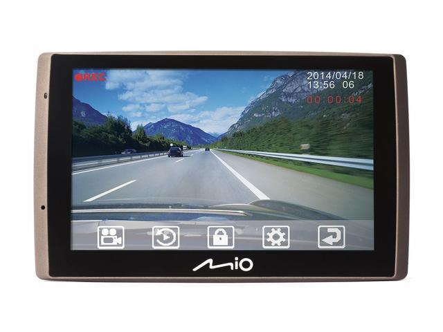 Mio Combo 5107 LM - Jedź, Nawiguj i Nagrywaj