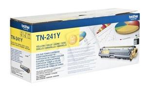 BROTHER Toner Żółty TN241Y=TN-241Y, 1400 str.