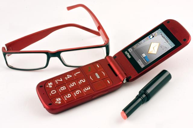 myPhone 2070 ROSE - pierwsza kobieca klapka myPhone już w sprzedaży!