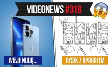 iPhone 13 czyli nuda, okulary Xiaomi i Facebooka, powrót Galaxy Note? - VideoNews #318
