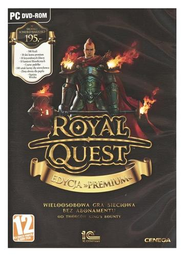 Royal Quest Edycja Premium