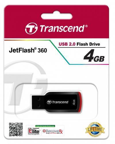 Transcend JETFLASH 360 4GB USB2