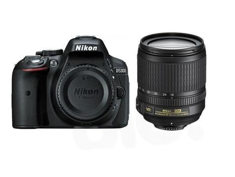 Nikona D5300