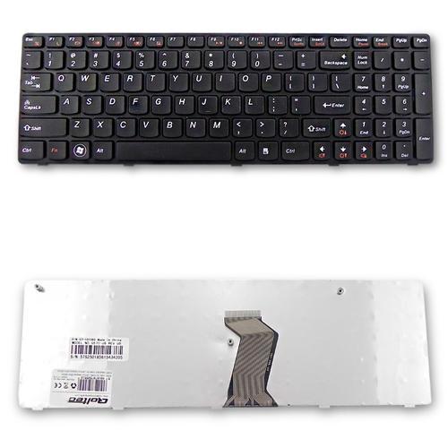Qoltec Klawiatura do notebooka IBM   Lenovo IdeaPad G570 Z560