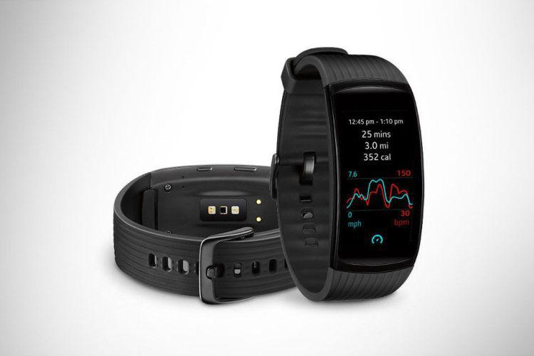 Samsung Gear Fit 2 Pro (S) SM-R365