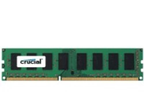 Crucial DDR3 8GB/1600 CL11 Low Voltage