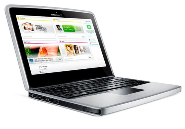 Unboxing Nokia Booklet 3G