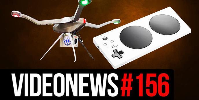 Samsung Atakuje, Xbox Adaptive Controller Elektryczny Komar - VideoNews #156