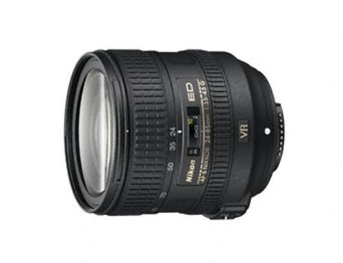 Nikon 24-85mm f/3.5-4.5G ED VR ZOOM