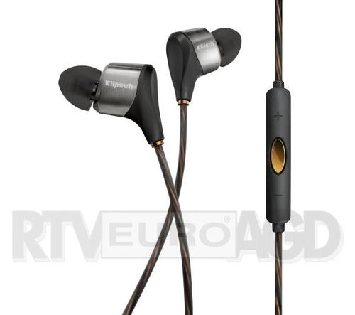 Klipsch Reference XR8i Hybrid In-Ear (czarny)