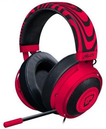Razer Kraken Pro V2 Neon Red PewDiePie (RZ04-02050800-R3M1)
