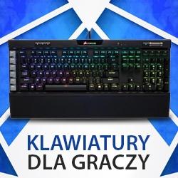 ranking najlepszych klawiatur dla graczy