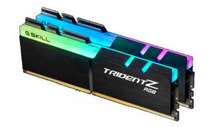 G.Skill Trident Z RGB DDR4, 2x8GB, 2400MHz, CL15 (F4-2400C15D-16GTZR)