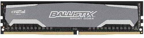 Crucial DDR4 Ballistix Sport 4GB/2400 CL16-16-16-16 SR x8