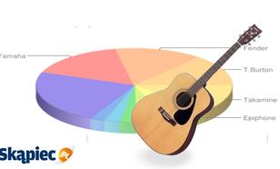 Ranking gitar akustycznych - kwiecień 2012