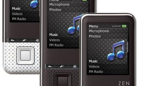 Creative ZEN Style 300 - popularny i ceniony odtwarzacz mp4