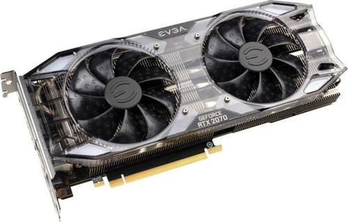EVGA GeForce RTX 2070 XC GAMING, 8GB GDDR6, Dual HDB Fans & RGB LED