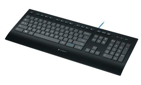 Logitech K290 Comfort Keyboard - Komfort Pełną Parą
