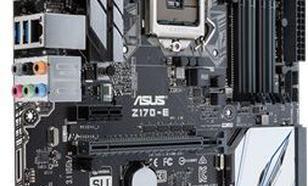 Asus Z170-E, Z170, DDR4, SATA3, USB 3.1, ATX (90MB0P60-M0EAY0)