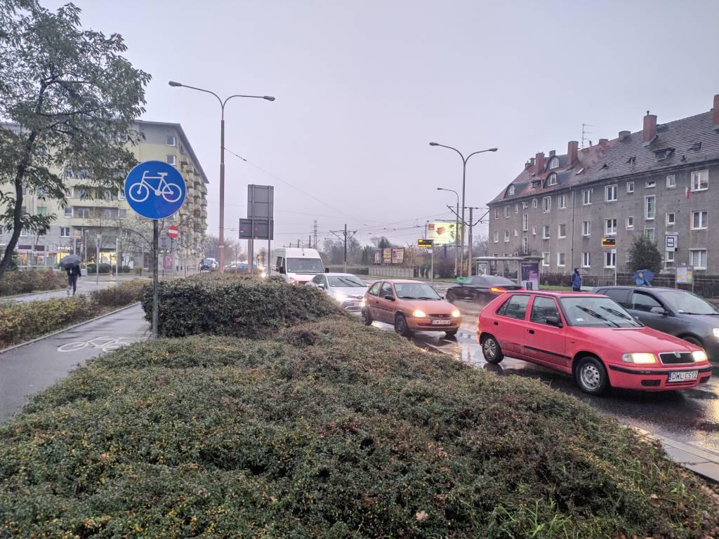 Asus ROG Phone II przykładowe zdjęcie miasta