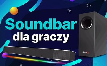 Creative Sound BlasterX Katana - Test gamingowego soundbara
