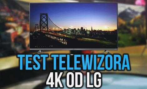 Recenzja Telewizora LG 49UJ6307 - Interesujący TV z Obrazem 4K