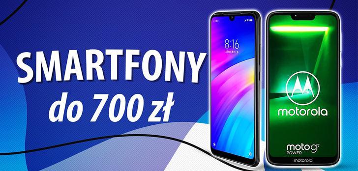 Jaki smartfon do 700 zł? [Październik 2019]