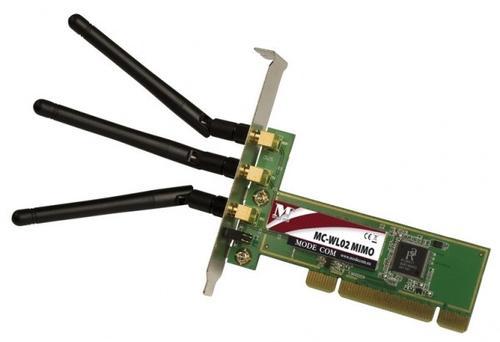 Modecom BEZPRZEWODOWA KARTA SIECIOWA PCI MC-WL02