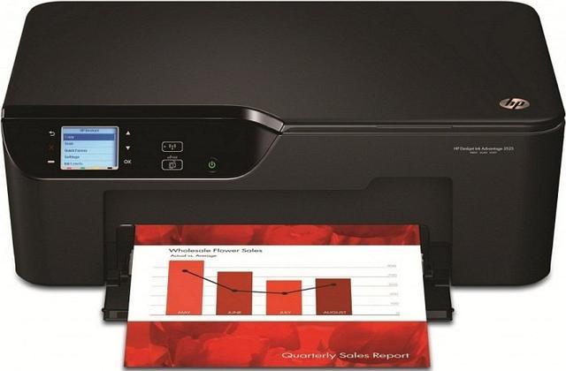 HP Deskjet 3525 Ink Advantage CZ275C - tanie, a solidne urządzenie wielofunkcyjne