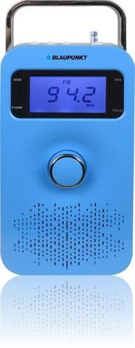 Blaupunkt PP10BL RadioPLL USB SD bateria