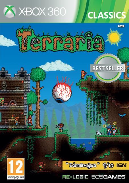 Gra Terraria nowością w planie wydawniczym Techlandu.