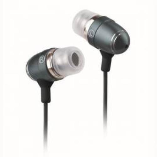 TDK Słuchawki douszne MC300 stalowe
