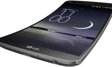 LG G Flex 2 Najszybszy Wygięty Telefon - Targi CES 2015