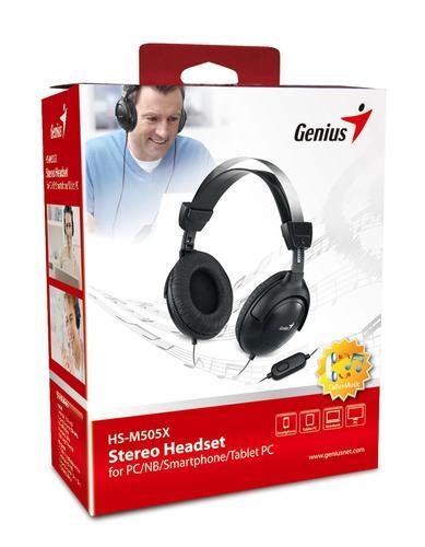 Genius HS-M505X