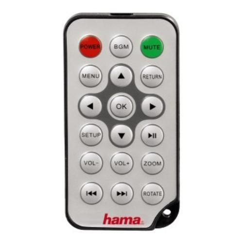 Hama RAMKA CYFROWA 10,0 SLIMLINE STEEL PREMIUM