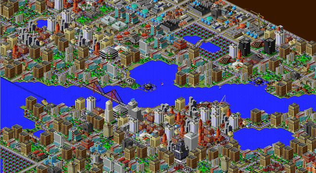Free SimCity 2000 Origin