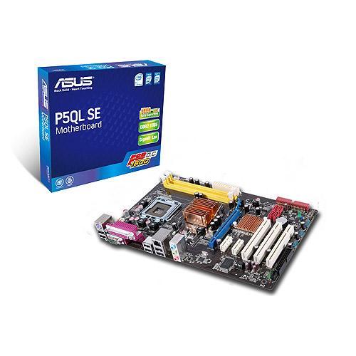 Asus P5QL SE