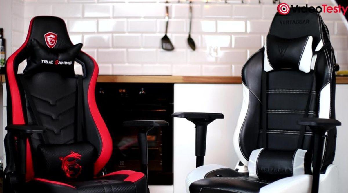 fotele gamingowe są przeważnie drogie, co jest ich wadą