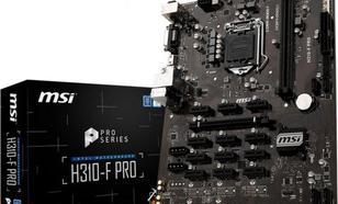 MSI H310-F PRO s1151 H310 2DDR4 USB3 ATX